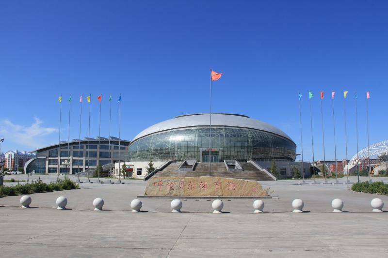 学院体育馆